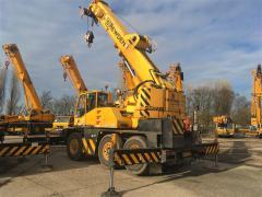 Terex Demag AC40 City crane