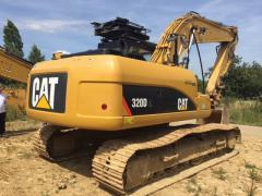 CAT 320DL