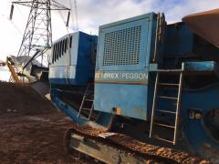 Terex Pegson XA400