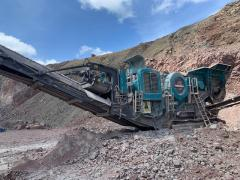 Powerscreen Premiertrak 600